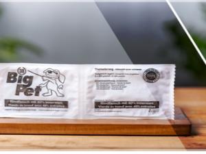 Viande de boeuf avec 40% entrailles <br> 2x250g