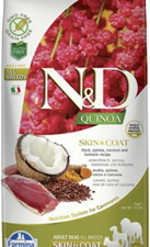 Adu Med Quinoa Canard coco 7kg Farmina ND Skin&Coat Dog