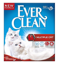 Ever clean Multi cat 10L