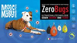 ZeroBugs protection efficace contre Tiques et puces