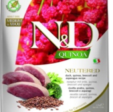 Adult Neutered Med Max Canard 2,5 kg