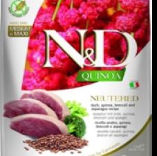 Adult Med Max Neutered Canard 12 kg
